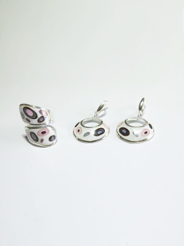 Double (Ring, Earring)